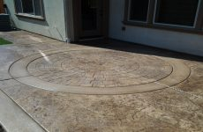 Stamped Concrete Driveway Contractor Vista, Decorative Concrete Vista